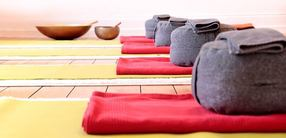 Die wichtigsten Hilfsmittel im Yoga