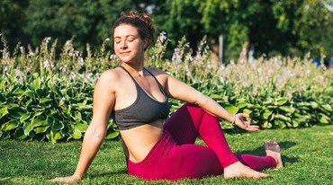 I370 208 yoga gute figur istock 000080007187