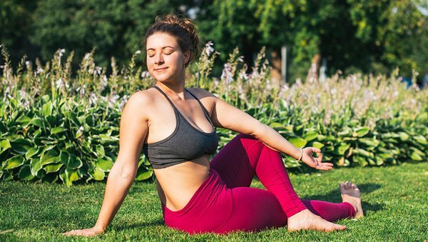 Yoga – der sanfte Weg zur Traumfigur