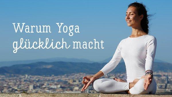 Holger Zapf: Warum Yoga glücklich macht