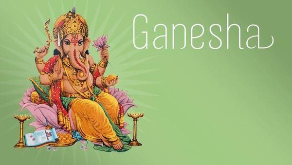 Ganesha - der Liebling der Hindu-Götter