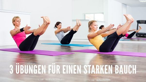 Large yoga starker bauch ss 313893026