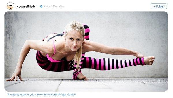 Large yoga selfies ist es ok wenn ich diese haltung nicht kann insta