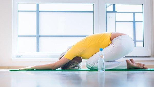 15 Minuten Yoga