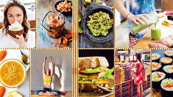 Tara Stiles: Dein Yoga, dein Leben. Das Kochbuch