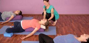 Yoga für Schwangere - Tipps von Jana Darmstadt