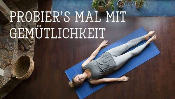 Yoga zur Regeneration