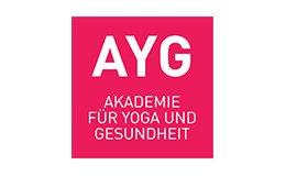 Logo Akademie für Yoga und Gesundheit