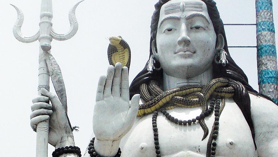 Die wichtigsten Mudras: Abhaya Mudra
