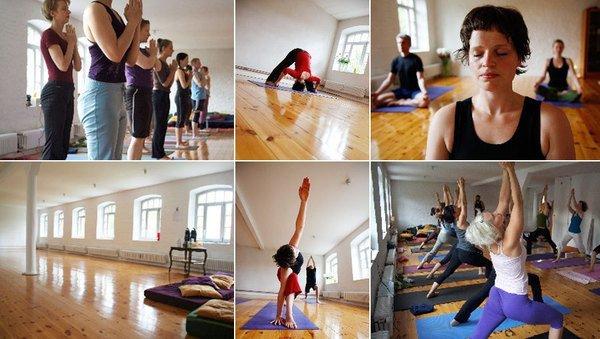 Ashtanga Yoga in Hamburg
