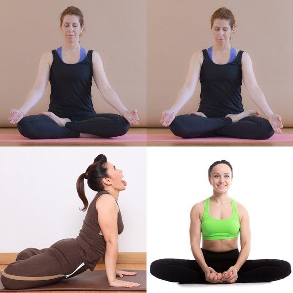 Yoga-Sitze
