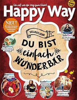 Cover Happy Way Herbst 2016