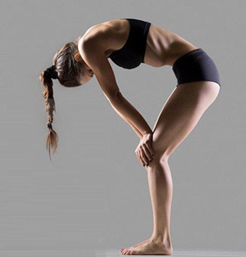 Agni Sara – Yoga-Übung