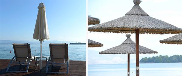 Entspannung im Kontokali Bay & Spa Hotel beim YogaEasy Allstars Retreat 2017