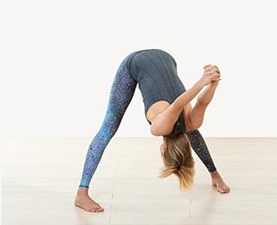 Yoga Zum Aufwärmen Drachen Flow