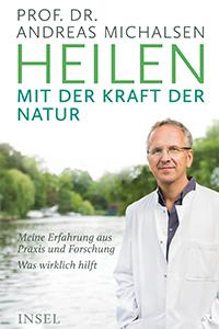 """Cover: """"Heilen mit der Kraft der Natur"""""""