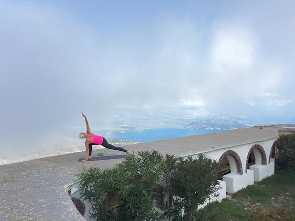 YogaEasy Allstars Retreat 2015 auf Korfu
