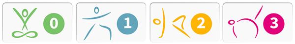 Artikel Level Illustration Level Symbole