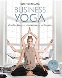 Buchtitel Business Yoga