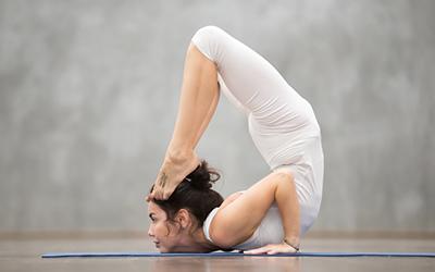 Yoga Gandha Bherundasana