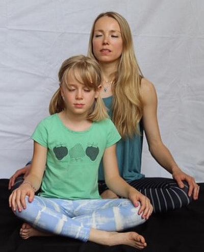 Inga Bohnekamp | Kinder-Yoga
