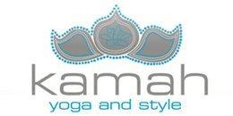 Yoga-Kleidung Kamah Logo