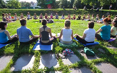 Yoga gegen Wut Chanten
