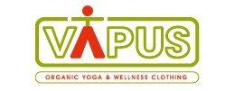 Yoga-Kleidung Vapus Logo