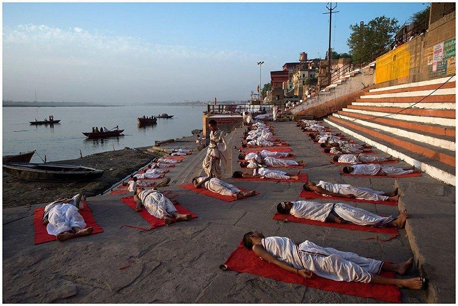 Buchauszug Ganges