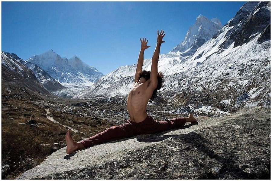 Buchauszug Himalaya