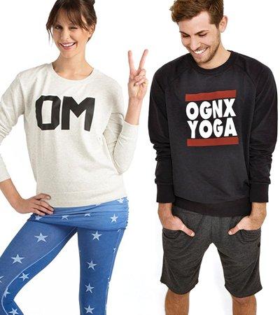 Yoga-Kleidung OGNX