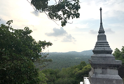 Vipasssana-Meditation in Thailand