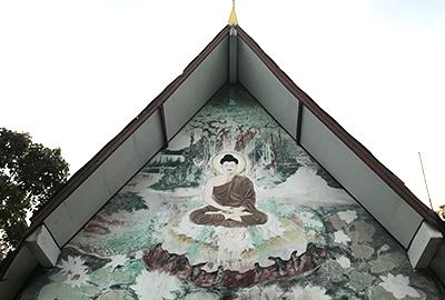 Vipasssana-Meditation in Thailand