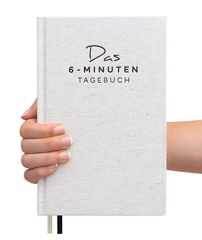 6-Minuten-Tagebuch