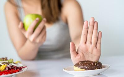 Zuckerfrei Schokolade Obst