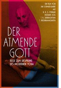 Filmplakat Der atmende Gott
