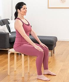 Yoga und der Beckenboden