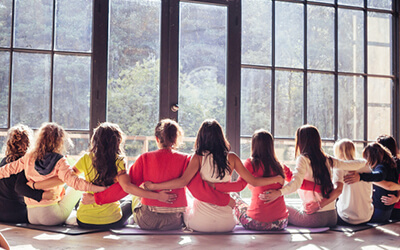 Wie Yoga und Meditation deine Resilienz fördern