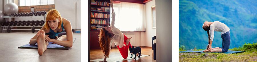 Yogamatten im Test