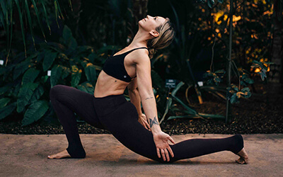 Sandra von Zabiensky Yogalehrerin YogaEasy
