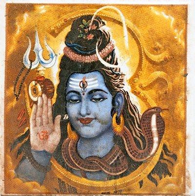 Die wichtigsten Mudras Abhaya Mudra