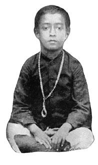 Yogananda als Kind