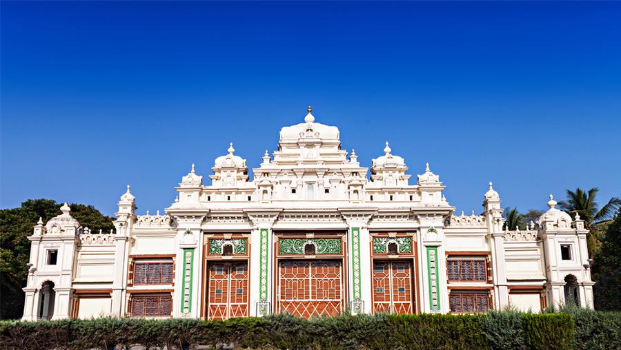 Mysore in Indien