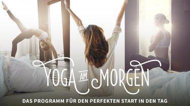 Yoga-Programm Das Yoga am Morgen-Programm