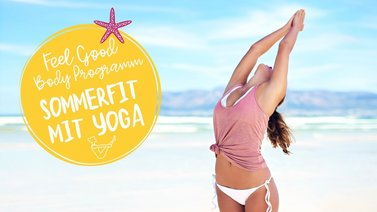 Yoga-Programm Das Feel Good Body-Programm