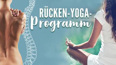 Yoga-Programm Rücken-Yoga-Programm