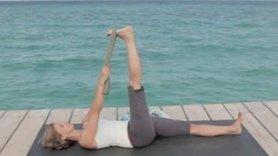 Yoga Video Long Slow Deep mit Kim Steeb
