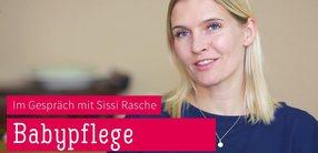 Mamasté: Sissi Rasche über Babypflege