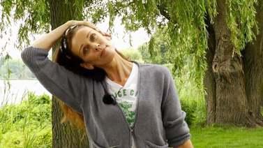 Yoga Video Die kleine Yogapause für den Nacken
