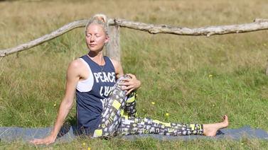Yoga Video Deine Rückseite stärken